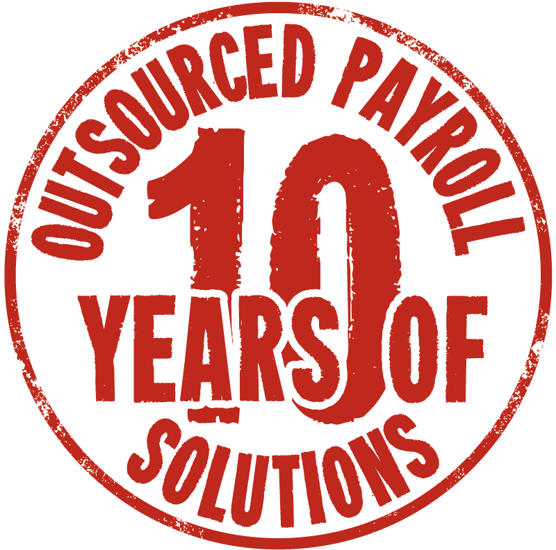 10 Years of Outsourced Payroll Solutions