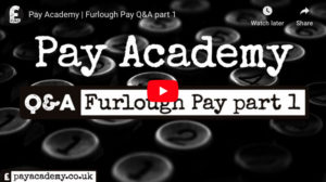 Furlough Pay: Q&A video guides
